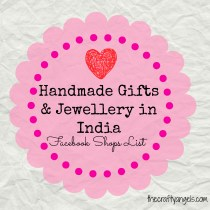 Handmade Gift & jewellery items India_Logo