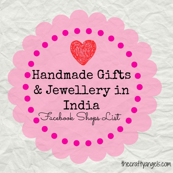 Handmade Gift & jewellery items India_Logo