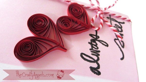 Quilled Hearts Card Tutorial (11)