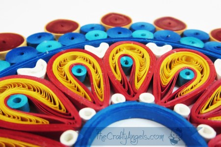 Quilled Malaysian flower tutorial (12)