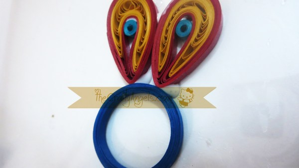 Quilled wall hanging tutorial
