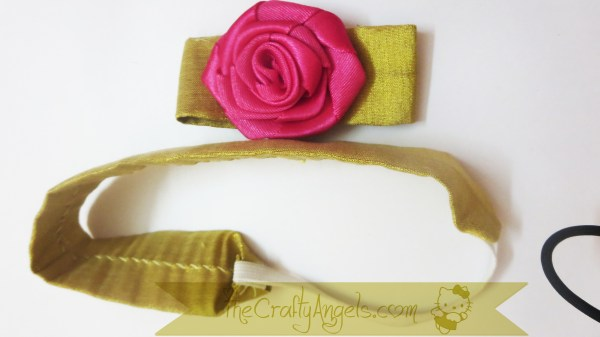 Rosette headband tutorial (11)