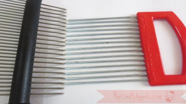 Double sided quilling comb review and tutorial (6)