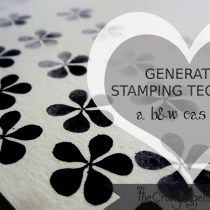 Generation stamping technique black and white cas card (1)