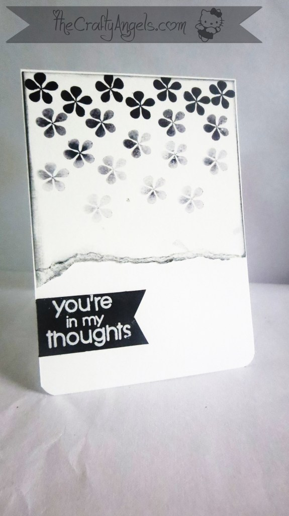 Generation stamping technique black and white cas card (8)