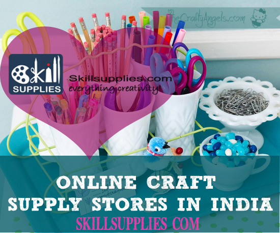 Skillsupplies Review Indian Craft Supply Shop The Crafty Angels