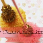 DIY Beaded Indian Tassel making tutorial