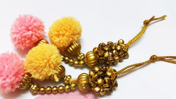 DIY beaded indian tassel tutorial