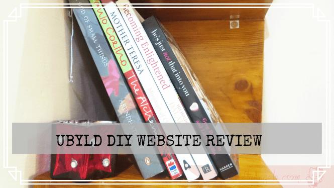 Ubyld diy website review online india