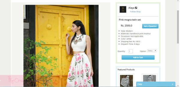 vandore indian artisans shop review (6)