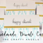 Handmade Diwali Card : Cards for a Cause