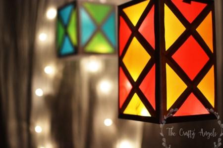 simple paper lantern tutorial, paper lantern tutorial, diwali akash kandil, diy paper lantern, diwali lantern, diwali decor, thanksgiving lantern, lantern tutorial, paper light tutorial, diwali decor, diwali lighting ideas, diwali decor ideas, diwali lantern ideas, indian festive decor, indian festival