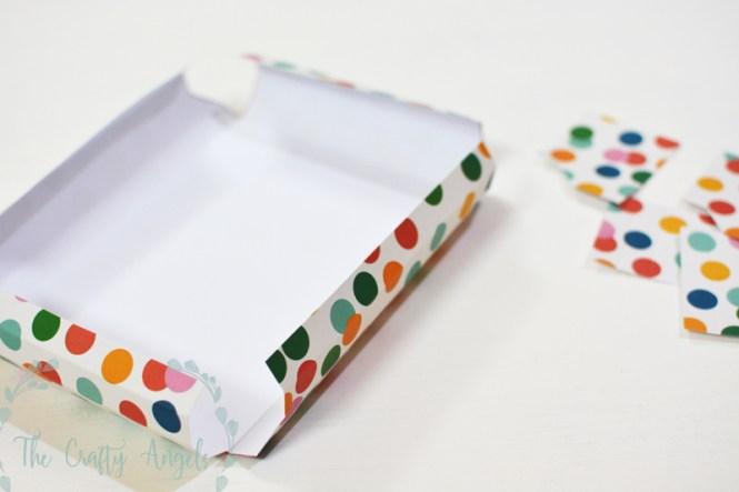 DIY Shadow box, shadow box, diy photo frame, paper photo frame, making photo frame, 3d frame , shadow box tutorial, papercraft, pattern paper craft, simple craft, kids craft