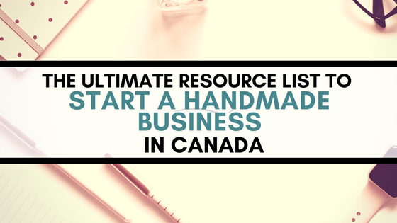 The Ultimate Resource List for Starting a Vinyl Crafting Business in Canada