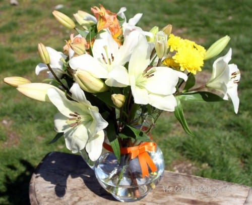 Fresh Flowers Keep Fresh Longer