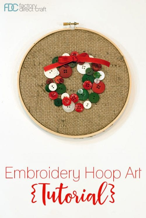 20 Holiday Embroidery Hoop Art Ideas Page 4 Of 4 The