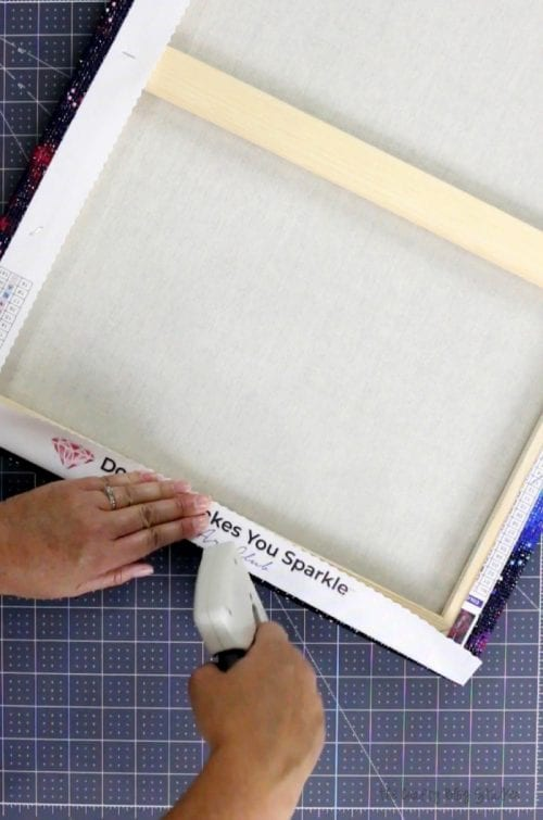 How To Frame Diamond Painting On Canvas : frame, diamond, painting, canvas, Frame, Diamond, Pictures, Crafty, Stalker