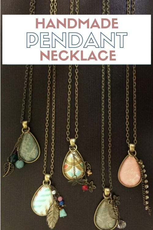 Handmade Pendant : handmade, pendant, Handmade, Pendant, Necklace, Crafty, Stalker