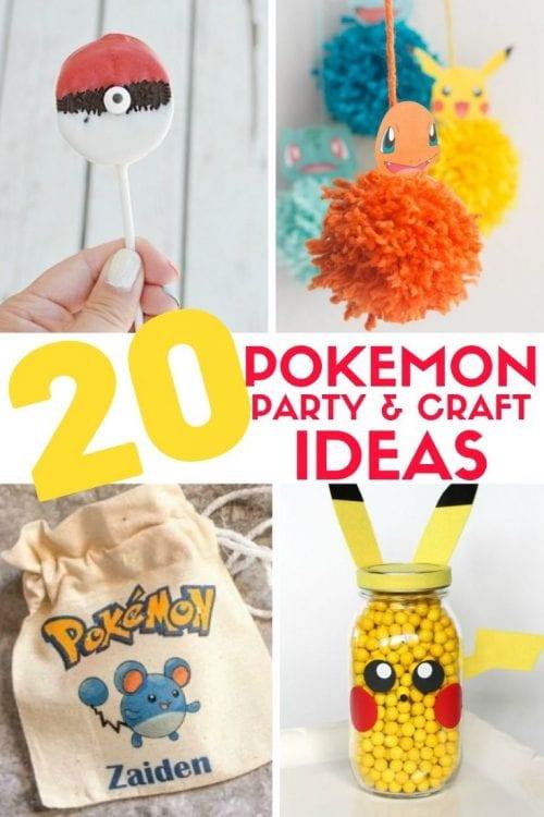 top 20 pokemon party