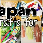 Japanese Crafts For Kids