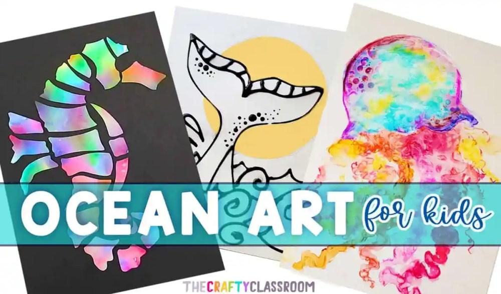 medium resolution of Ocean Crafts