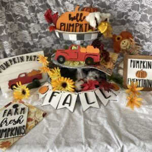 pumpkin patch tiered try craft kit