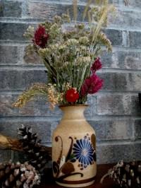 dried flowers | The Crafty Garden
