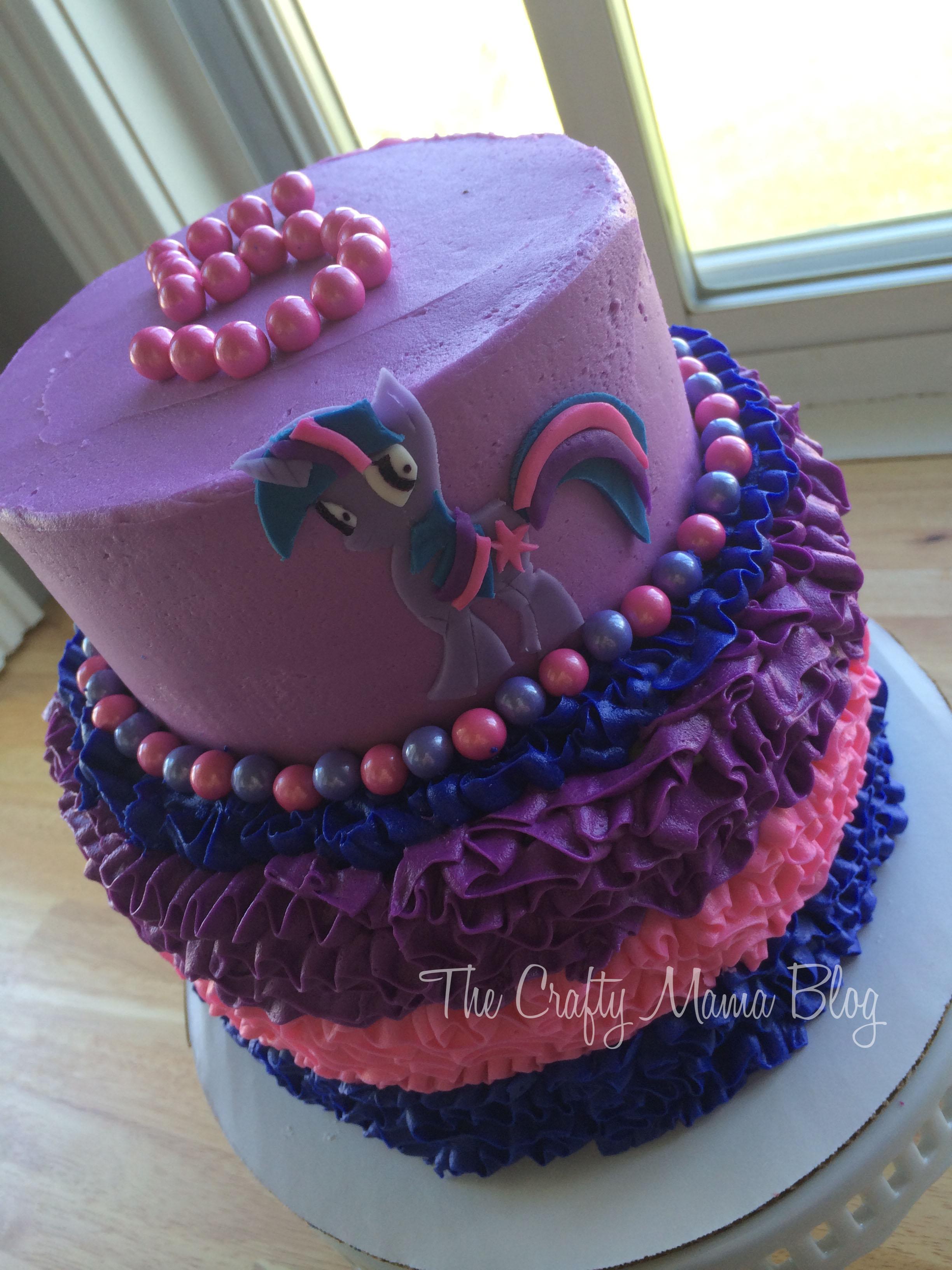 My Little Pony Cakes Part Two Twilight Sparkle