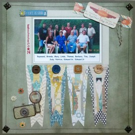 Joy Sea: Scraplifted a layout off Pinterest from Gotta Pixel. I rotated it one turn.
