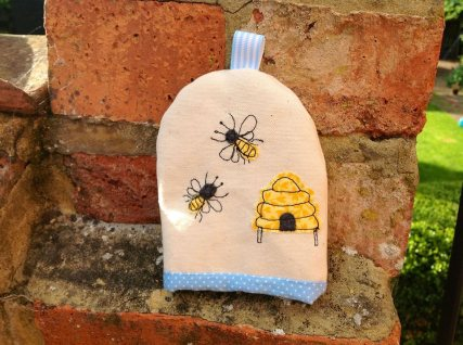 4. Sunny Blooms bee t cosy