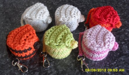 3. Craigloves2crochet lip balm holder