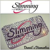 4. Dannii's Diamante's business logo case