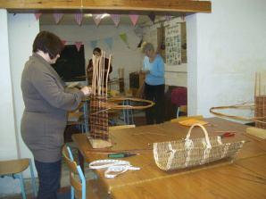 Gloucestershire Arts & Crafts Centre workshops