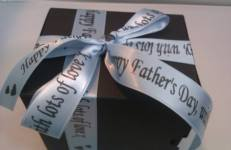 Love Rainbow Ribbons fathers day