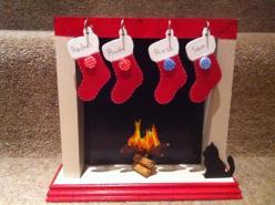 1. Apple Pie and Custard Designs fireplaces
