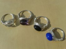 10. Frostflower Jewellery Design wire wrapped rings2
