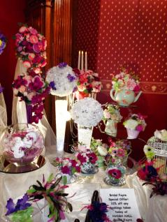 6. AM FLOWERS PROFESSIONAL FLORISTS, VENUE AND EVENT DRESSING stall photo