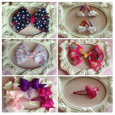 1. Hannah's Bowtique with Love mix of items