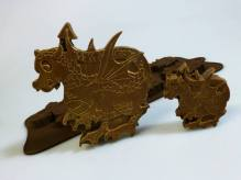 3. Baked by Me ~ Dragon mould