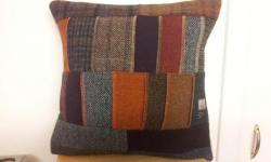 Tweedll Dee by Notions cushion