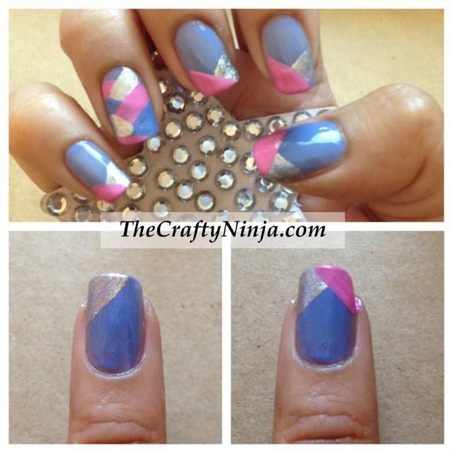 fishtail nail tips