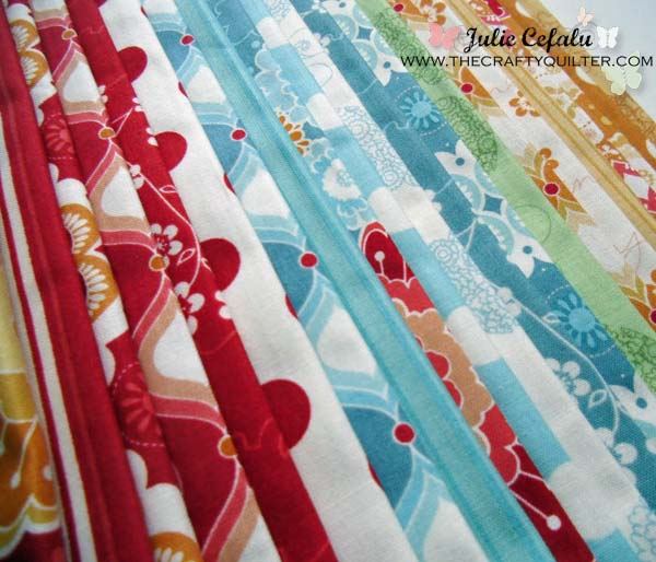 Flutter by Riley Blake via The Crafty Quilter