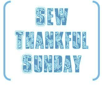 Sew Thankful Sunday Blue