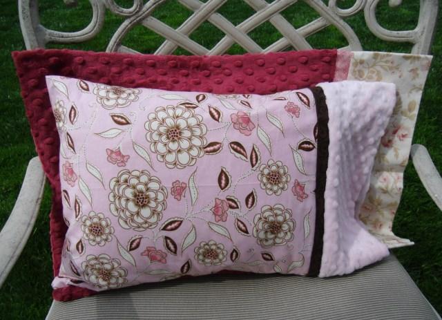 pillow case size compare