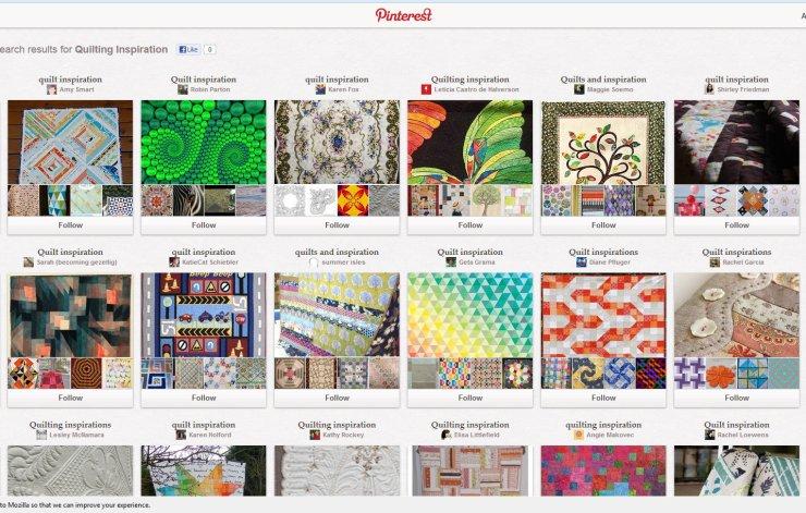 Pinterest QI Results