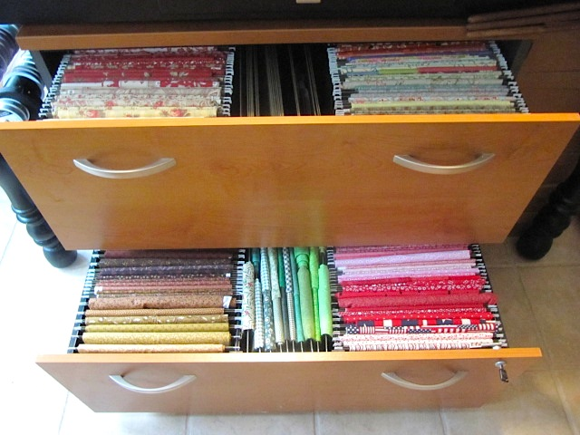 organize fabric 010
