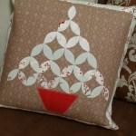 Christmas tree Topiary Pillow