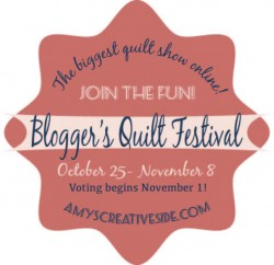 Fall Blogger's Quilt Festival @ Amy's Creative Side