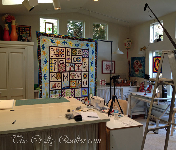 Alex Anderson's Sewing Studio