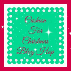 Cushions for Christmas Blog Hop @ Ms Midge